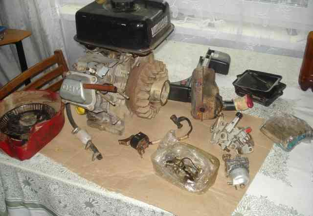 Двигатель briggsstratton 6.5