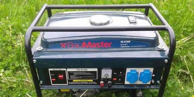 Бензиновый генератор BauMaster PG-87301X