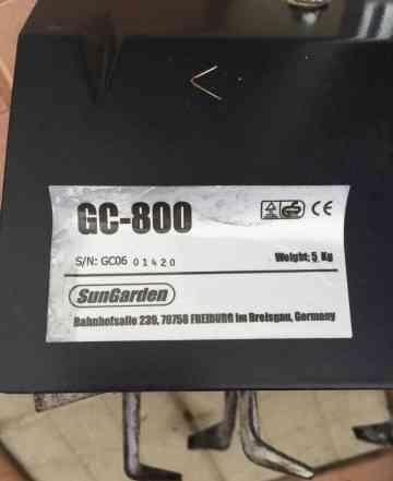 Насадка на культиватор SunGarden GC 800