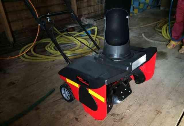 Электрическая снегоуборочная машина ikra Mogatec E