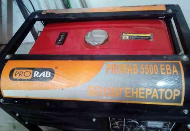 Бензиновый генератор ProRab 5500 EBA