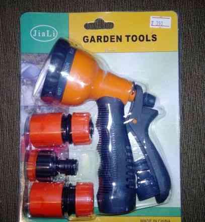 Садовый распылитель 7 режимов