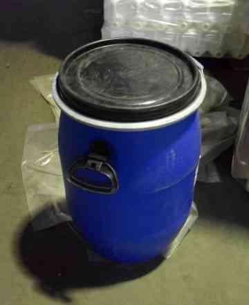 Бочка 65 литров б/у