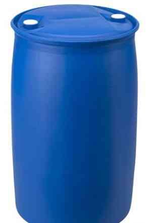 Бочки пластиковые, металлические б/у 200 литр