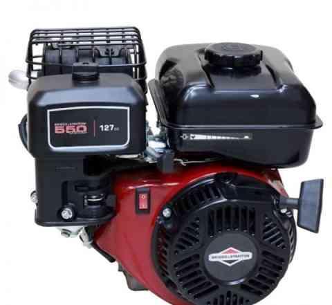 Двигатель Briggs Stratton 550 Серия на Крота