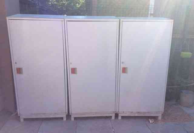 Шкаф для 2х газовых баллонов