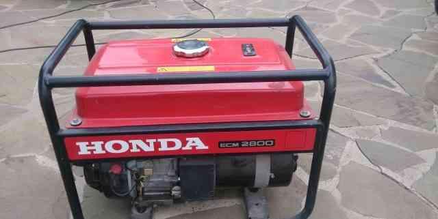 Бензиновый генератор Хонда ECM 2800K2
