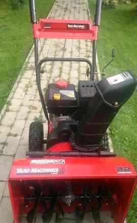 Снегоуборщик MTD yard machines 63 BD (бензин)