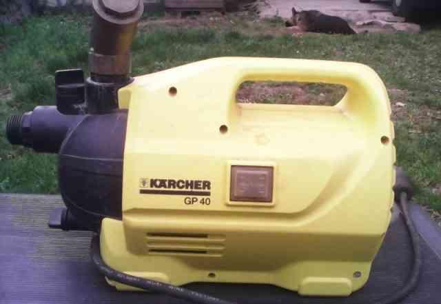 Насос садовый karcher GP-40