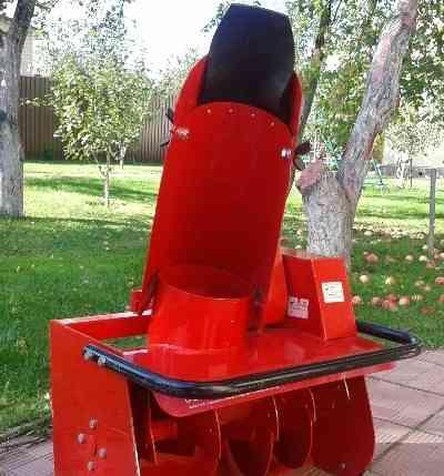 Снегоубощик для мотоблока Салют