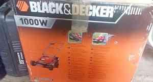 Газонокосилка элек BlackDecker GR 3900