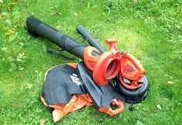 Садовый пылесос BlackDecker GW 2610 V